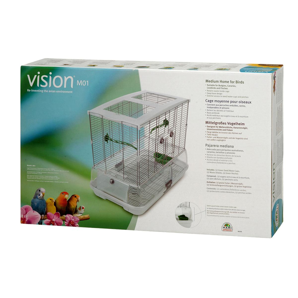 vogelk fig vision ii model m01 klein g nstig kaufen bei. Black Bedroom Furniture Sets. Home Design Ideas
