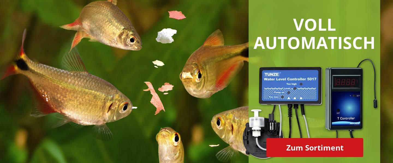Futterautomaten & Co. für dein Aquarium im Angebot