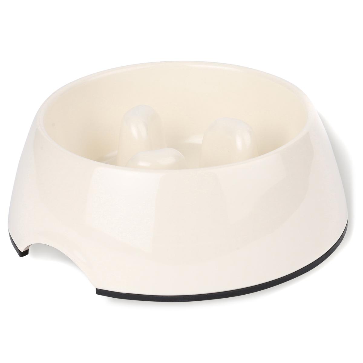karlie anti schling napf wei g nstig kaufen bei zooroyal. Black Bedroom Furniture Sets. Home Design Ideas