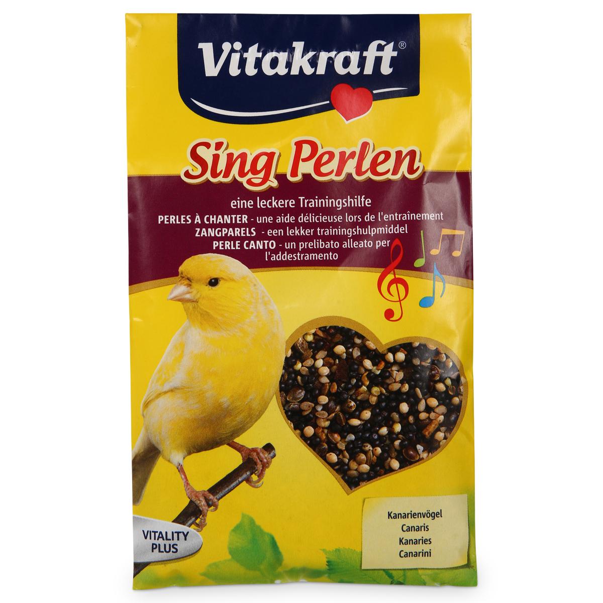 Vitakraft kanarienvogel sing perlen günstig kaufen bei