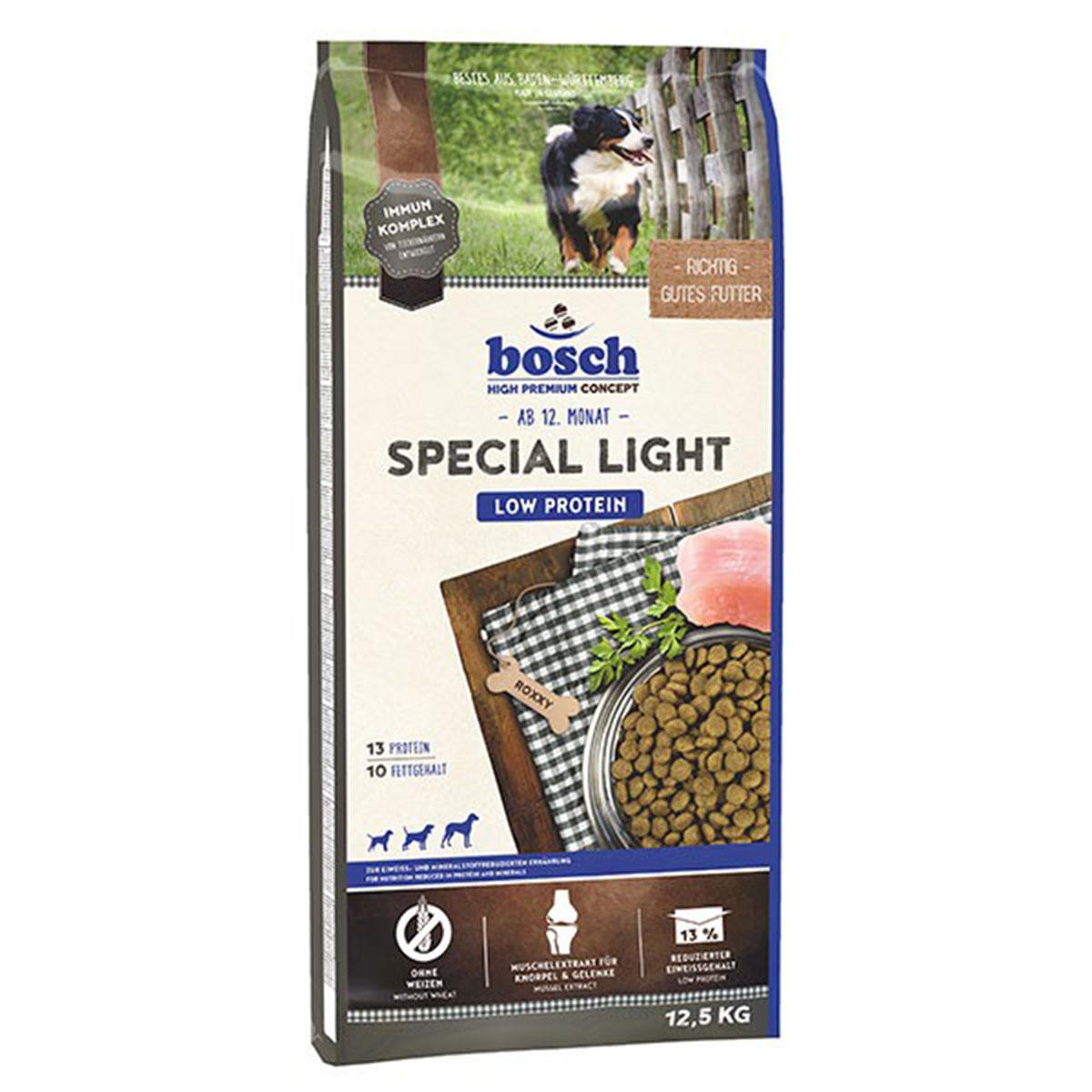 Bosch Hundefutter Special Light 12,5kg