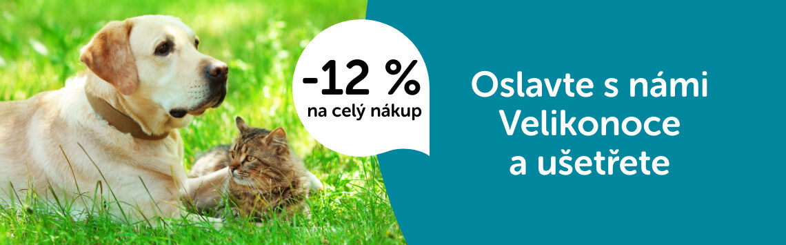 Velikonoční sleva -12%