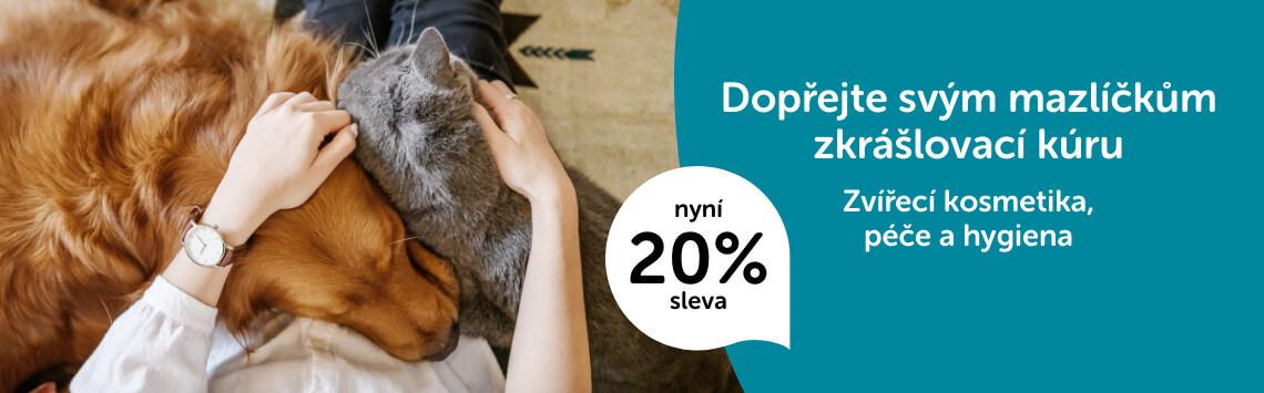 Zvířecí kosmetika -20 %