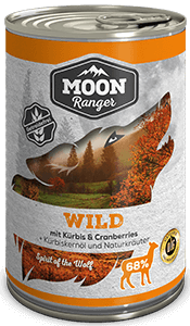Moon Ranger Adult Wild mit Kürbis & Cranberries
