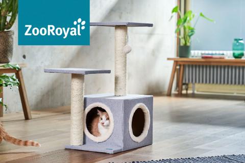 ZooRoyal Grey Kollektion für Katzen entdecken