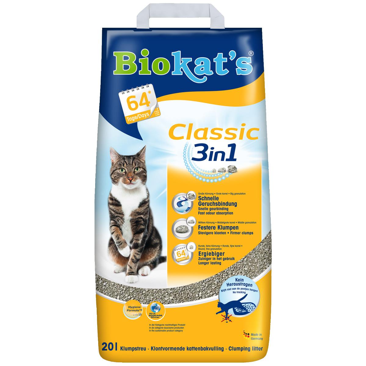 3 Geheimnisse Für Dkb Neukunden: Biokat's Classic 3in1 Günstig Kaufen Bei ZooRoyal