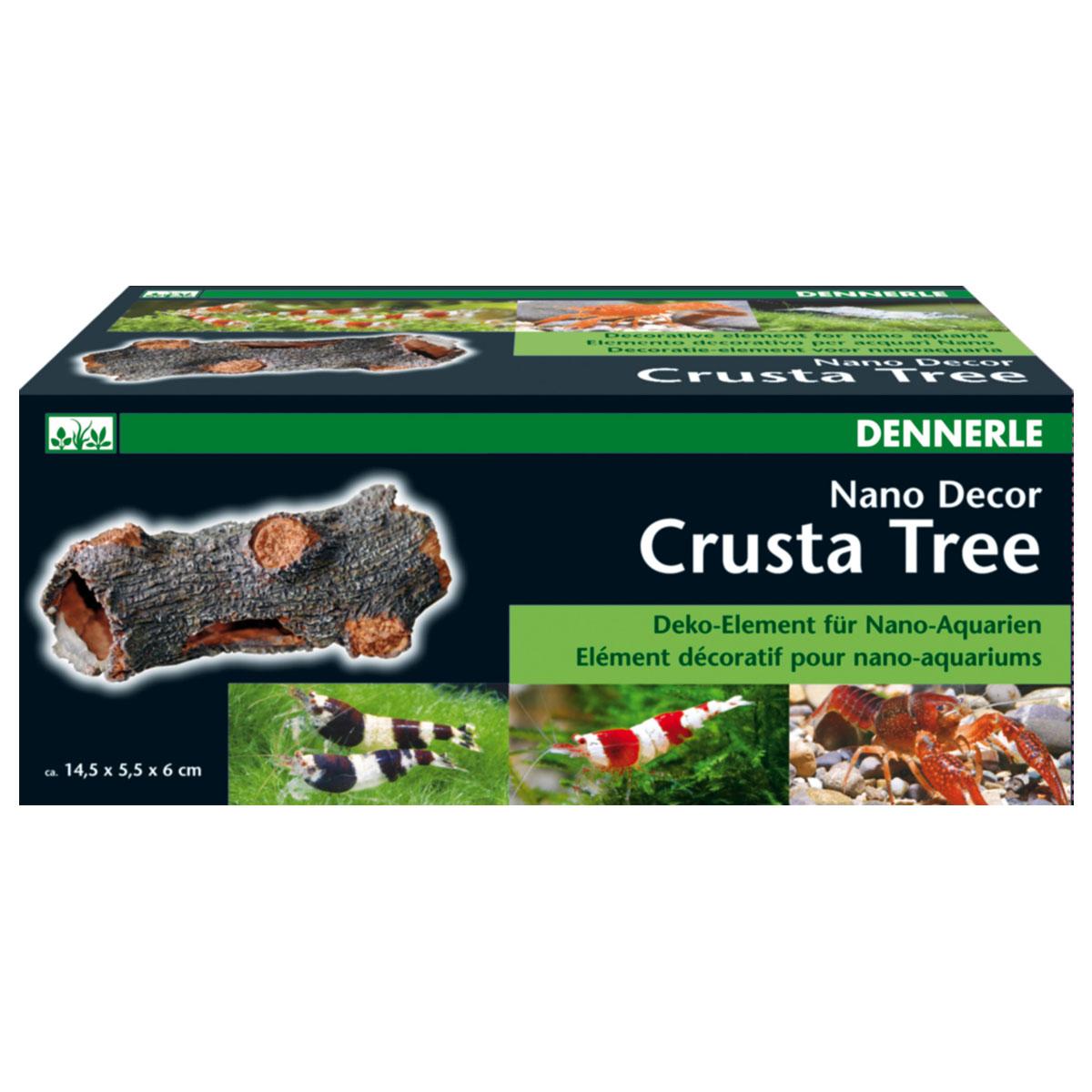 Dennerle nano decor crusta tree s g nstig kaufen bei zooroyal - Nano aquarium deko ...