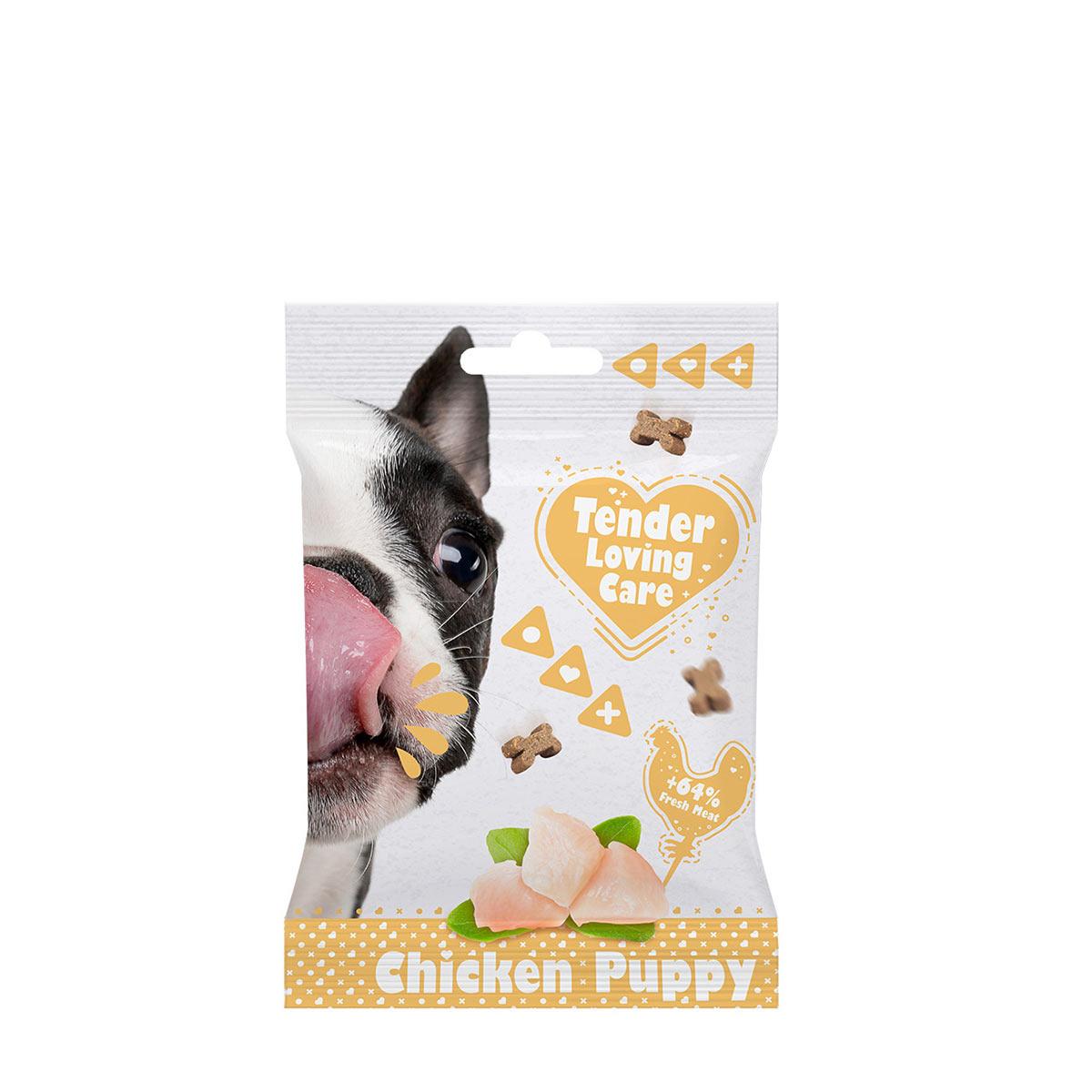 DUVO+ TLC Soft Snack Chicken Puppy 100g