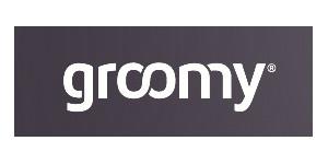 Logo Groomy