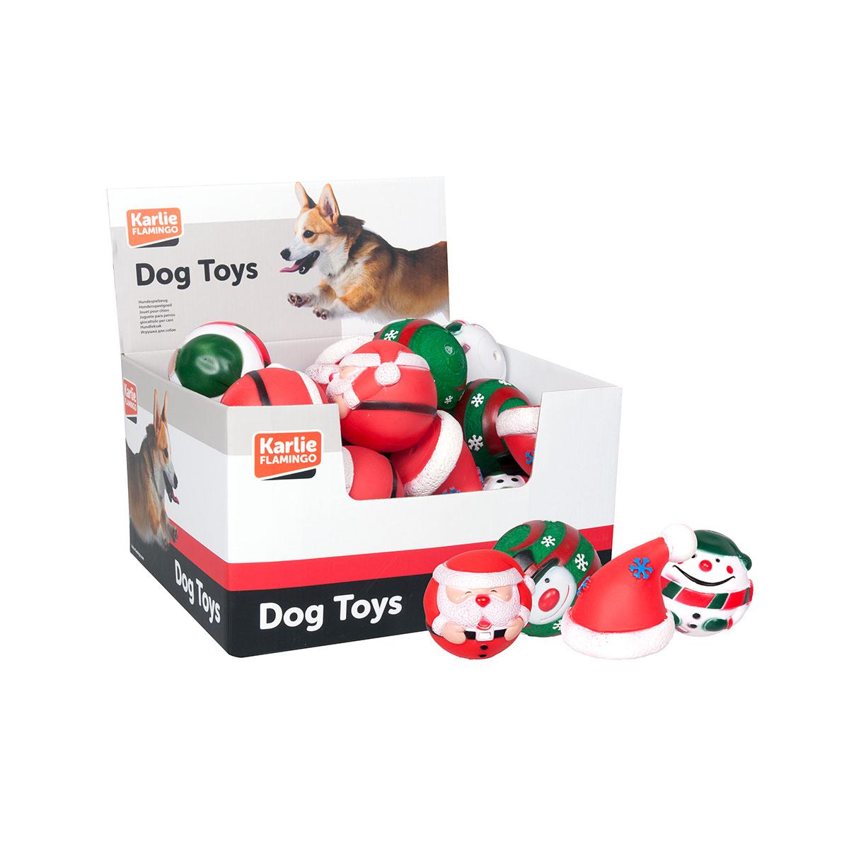 Karlie Weihnachtsspielzeug aus Vinyl 12cm – 16%