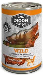 Moon Ranger Adult Wild mit Kürbis & Cranberries