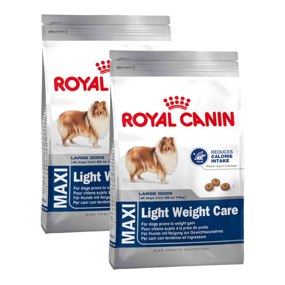 royal canin maxi light weight care g nstig kaufen bei zooroyal. Black Bedroom Furniture Sets. Home Design Ideas