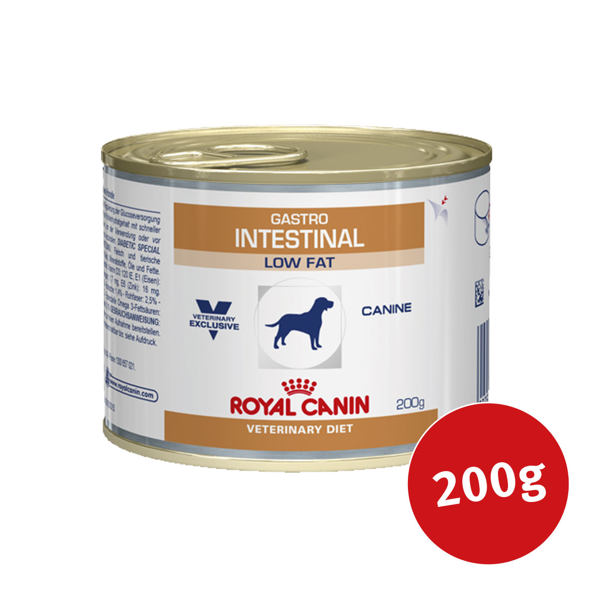 royal canin vet diet nassfutter gastro intestinal s o low fat. Black Bedroom Furniture Sets. Home Design Ideas