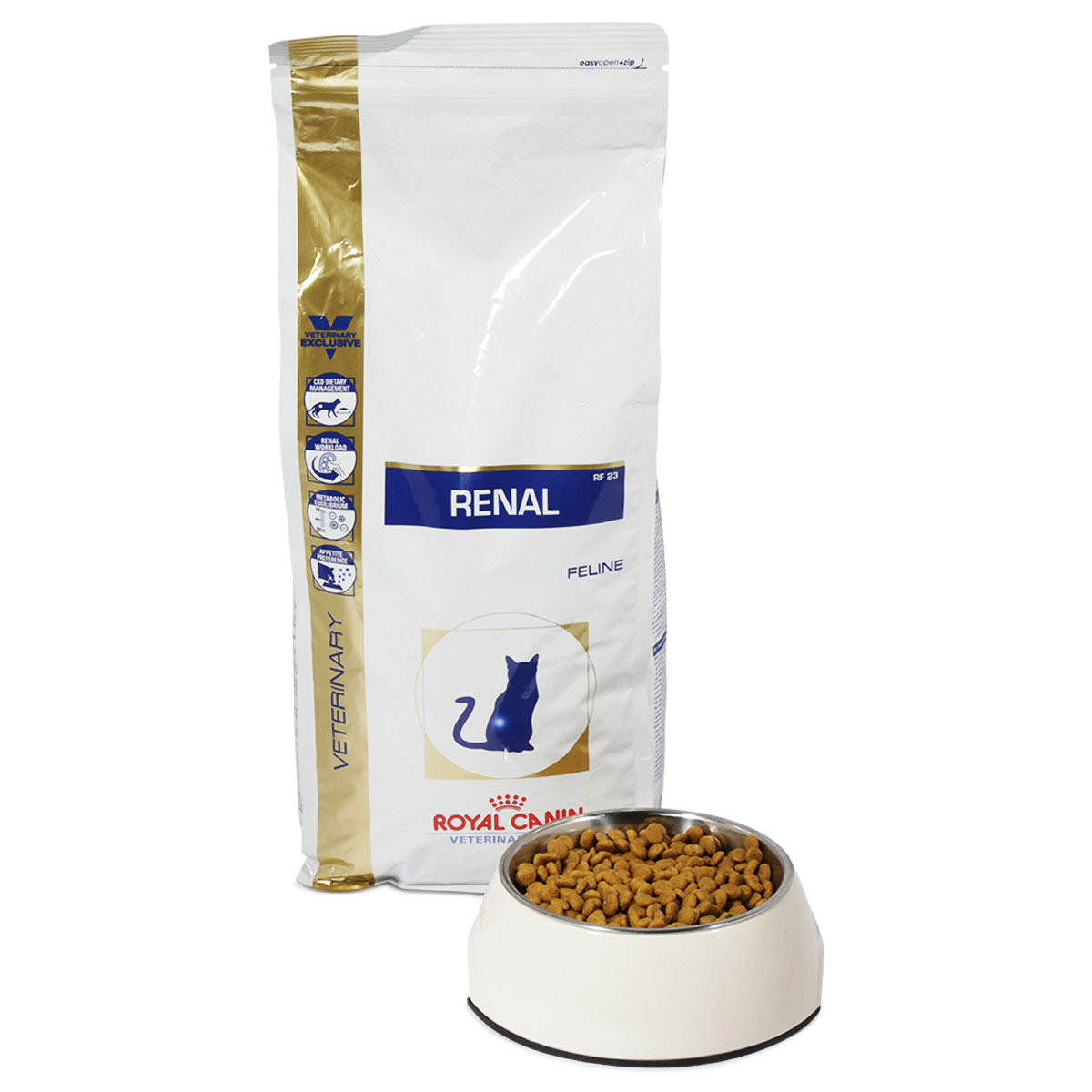 royal canin vet diet renal rf 23 g nstig kaufen bei zooroyal. Black Bedroom Furniture Sets. Home Design Ideas