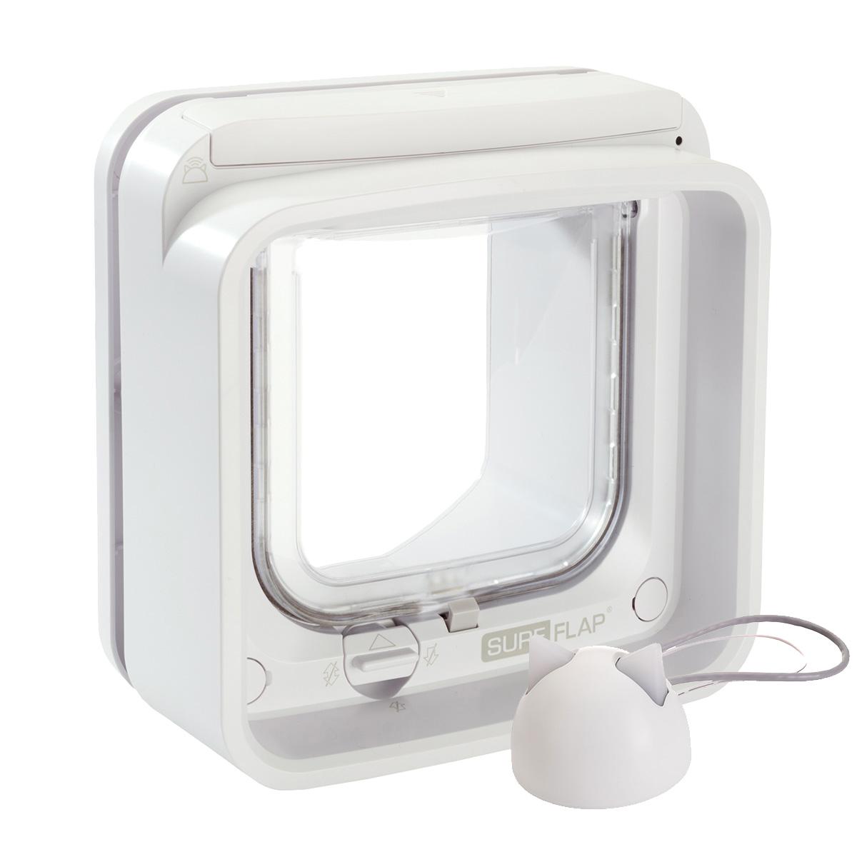 sureflap mikrochip katzenklappe connect hub kaufen bei. Black Bedroom Furniture Sets. Home Design Ideas