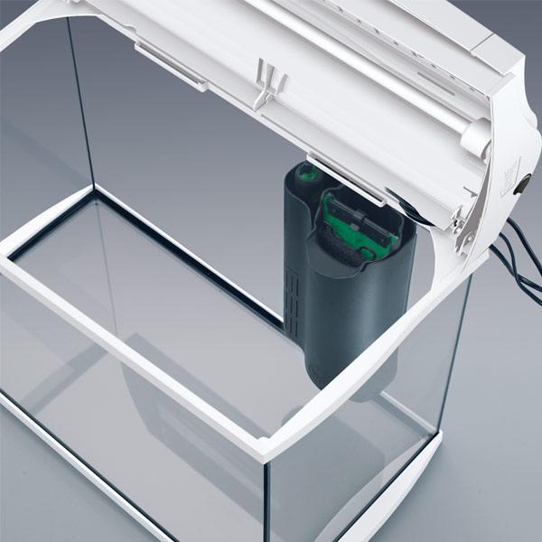 tetra aquaart komplett set 60l wei g nstig kaufen bei. Black Bedroom Furniture Sets. Home Design Ideas