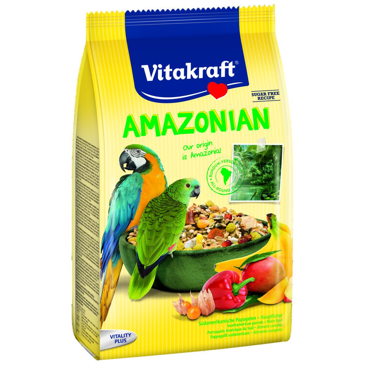 Vitakraft vogelfutter amazonian g günstig kaufen bei