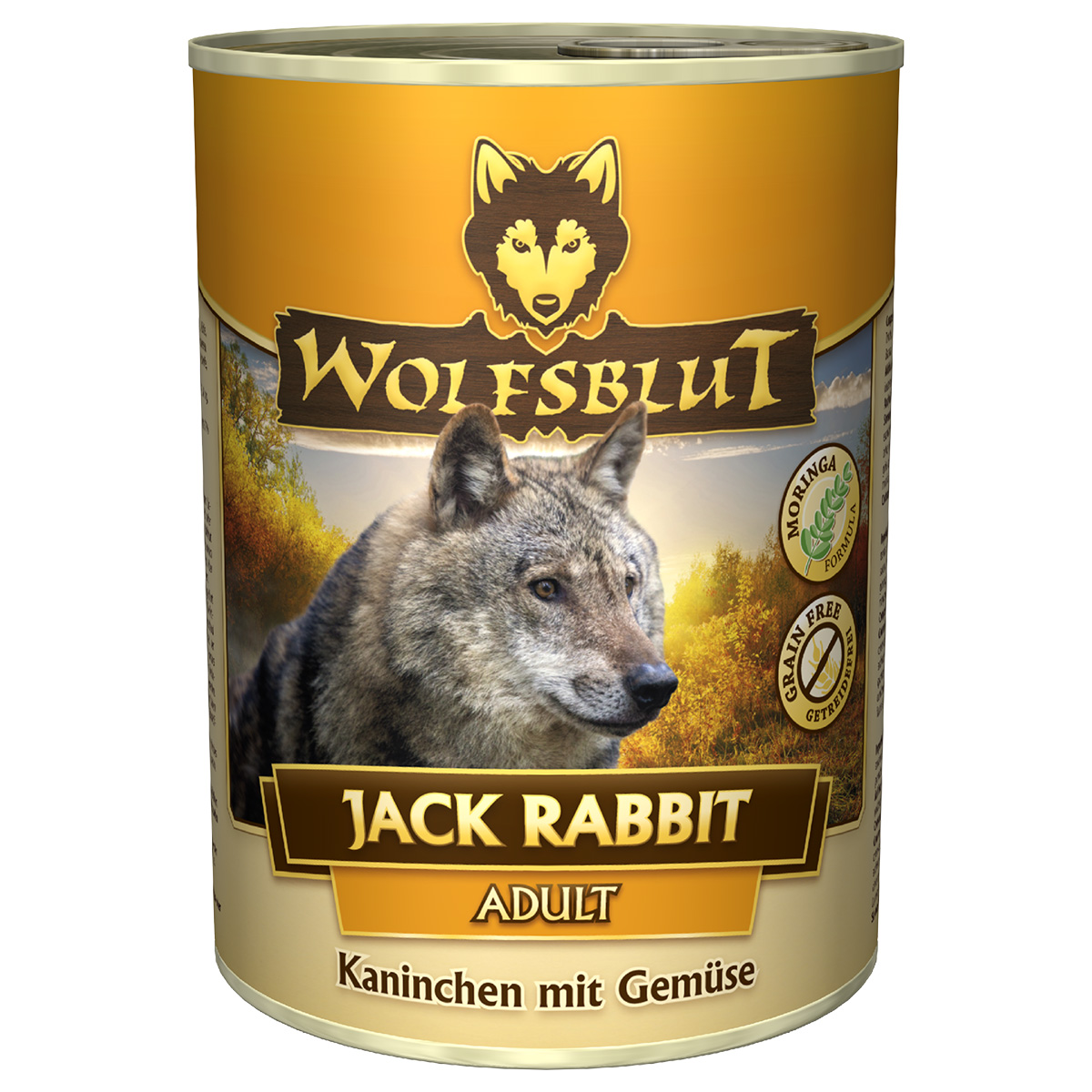 wolfsblut jack rabbit adult mit kaninchen und gem se bei zooroyal. Black Bedroom Furniture Sets. Home Design Ideas