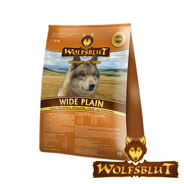 wolfsblut wide plain pferd s kartoffel kaufen bei zooroyal. Black Bedroom Furniture Sets. Home Design Ideas