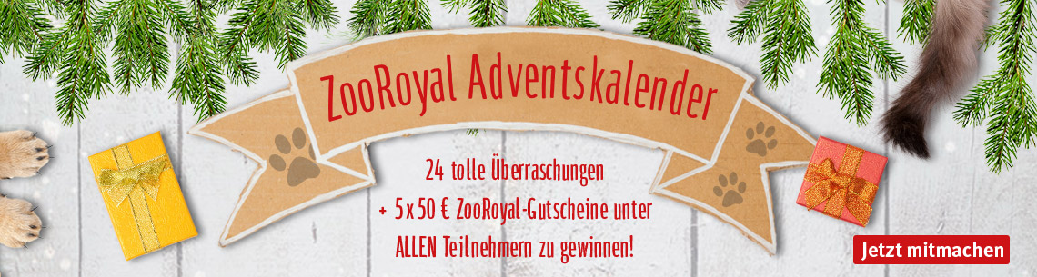 ZooRoyal Adventskalender