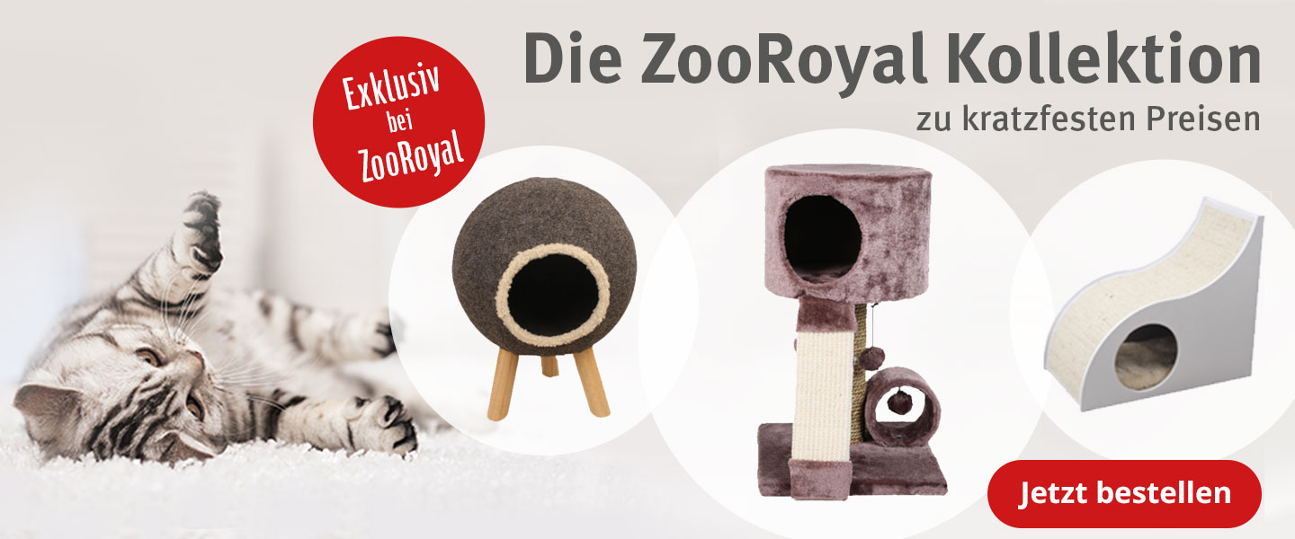Die ZooRoyal Kollektion