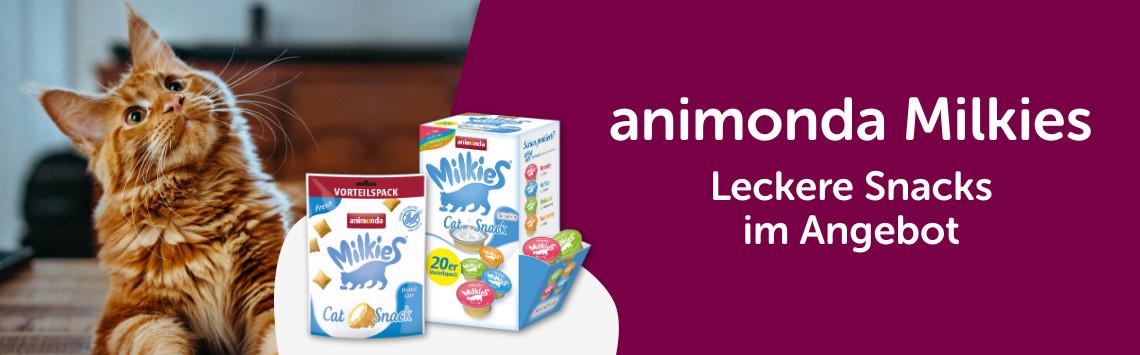 animonda Milkies im Angebot