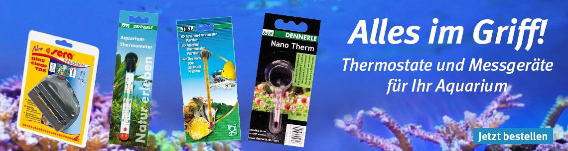 Thermometer für Ihr Aquarium