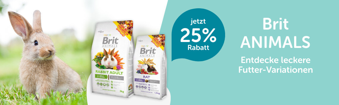 Brit Animals 25%