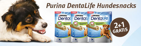 DentaLife Snacks 2plus1 gratis