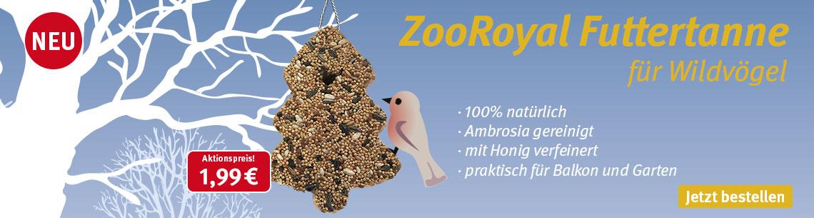 ZooRoyal Futtertanne