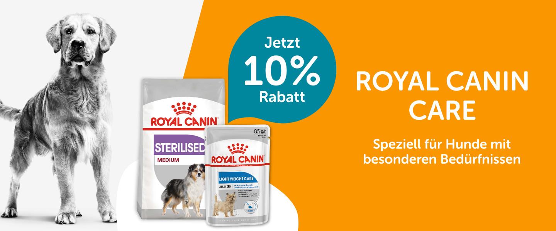 10 % Rabatt auf Royal Canin