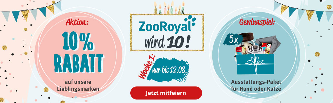 10 Jahre ZooRoyal