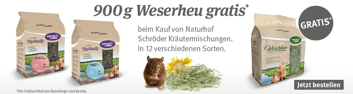 Naturhof Schröder gratis Heu