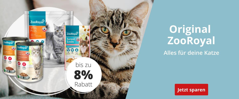 ZooRoyal Katzenfutter