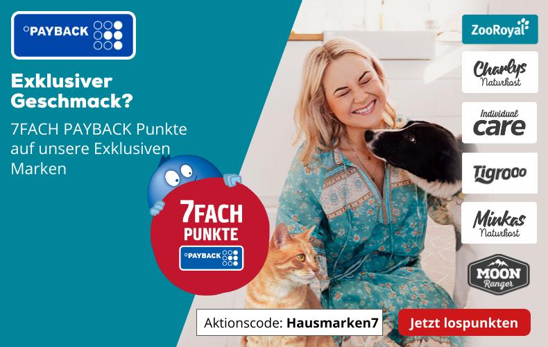 Zooroyal Payback Aktionscode