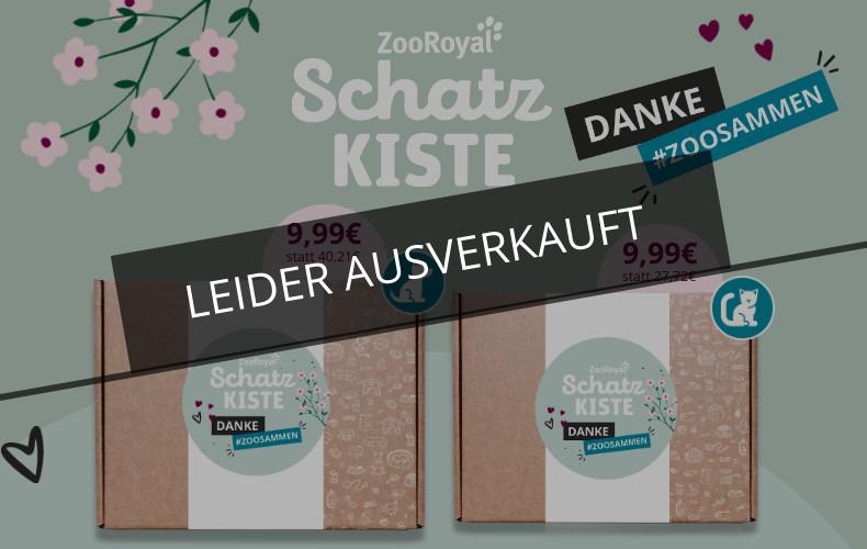 ZooRoyal Danke-Schatzkiste