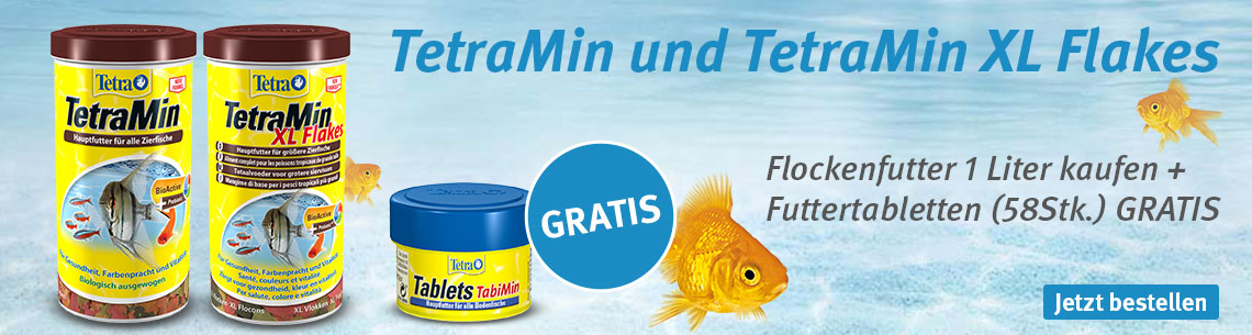 Tetra TabiMin gratis