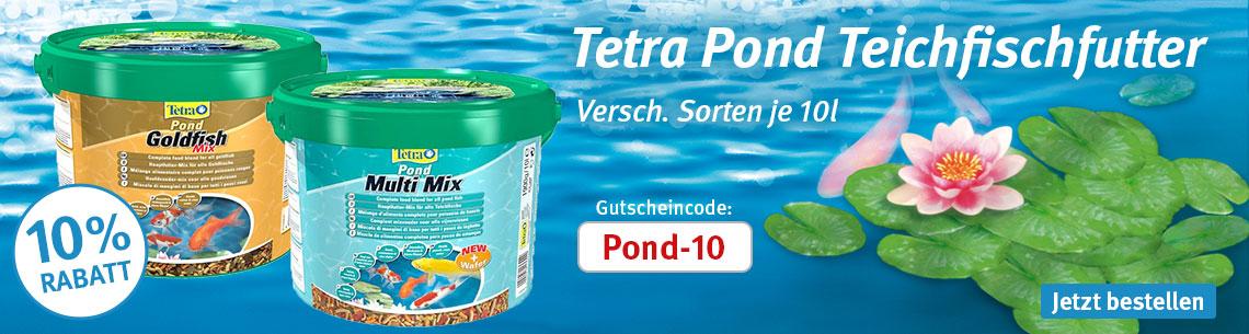 Tetra Pond 10% Rabatt