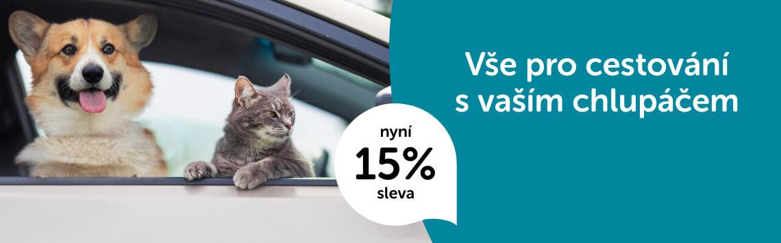 Cestovní vybavení -15 %