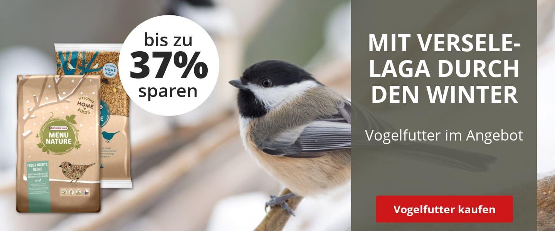 Bis zu 37% Rabatt auf Versele Laga Vogelfutter