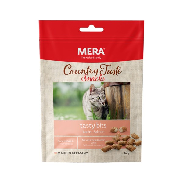 MERA Country Taste Snacks Lachs