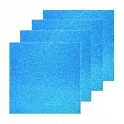 Blaue Filtermatten universal 3+1 Gratis 50 x 50 x 10 cm