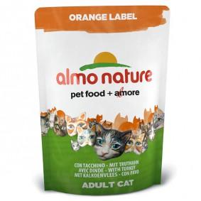 Almo Nature Orange Label Dry Truthahn