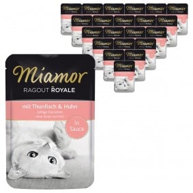 Miamor Ragout Royale in Sauce 22x100g