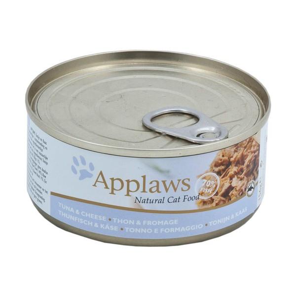Applaws Cat Thunfischfilets und Käse