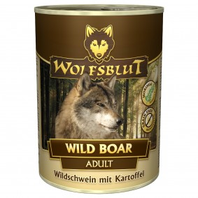 Wolfsblut Wild Boar Adult s divočákem