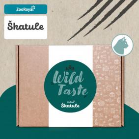 ZooRoyal Škatule Wild Taste pro kočky