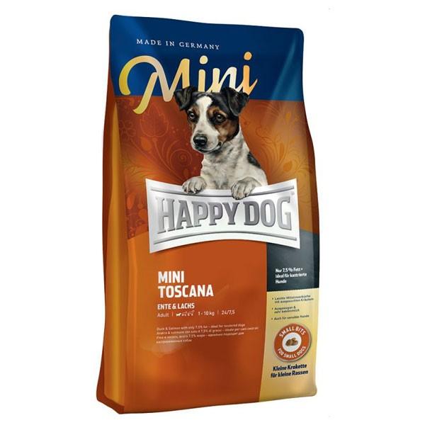Happy Dog Hundefutter Mini Toscana - 4kg