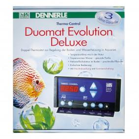Dennerle Duomat Evolution Deluxe Double Thermostat Électronique