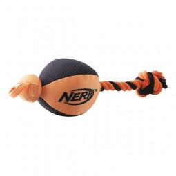 NERF Dog Football-Katapult grün/orange